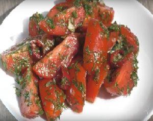 Острые помидоры