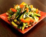Смешиваем китайский салат