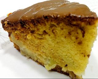 Шоколадный пирог